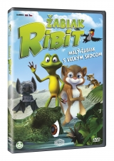 DVD Film - Žabiak Ribit