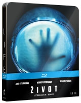 BLU-RAY Film - Život - Steelbook
