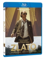 BLU-RAY Film - Zlato