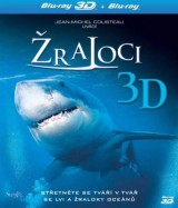 BLU-RAY Film - Žraloky 3D (Blu-ray)