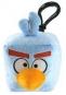 Hračka - Plyšový Angry Birds - Space ľadový - prívesok