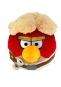 Hračka - Plyšový Angry Birds - Star Wars Skywalker červený (12,5 cm)