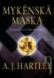 Kniha - Mykénská maska