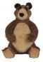 Hračka - Plyšový medveď Miško - Máša a Medveď (50 cm)