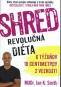 Kniha - Shred - Revolučná diéta