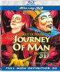 Cirque du Soleil: Journey of Man (3D Bluray)