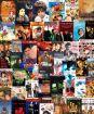 Sada 100 ks náhodne vybraných DVD