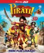 Piráti! (3D Bluray)