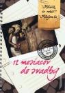 Kniha - 12 mesiacov do svadby