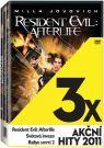 DVD Film - 3 DVD 3x Akční hity 2011 (3 DVD)