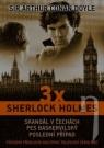 Kniha - 3 x Sherlock Holmes