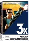 DVD Film - 3x Arnold Schwarzenegger (3 DVD)