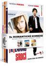 DVD Film - 3x romantická komédia (3 DVD)