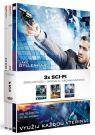 DVD Film - 3x sci-fi (3 DVD)