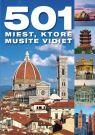Kniha - 501 miest, ktoré musíte vidieť