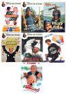DVD Film - 7x Louis de Funes (7 DVD sada)