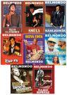 DVD Film - 8x Belmondo (8 DVD sada)