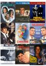 DVD Film - 9x Alain Delon (9 DVD sada)