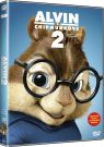 DVD Film - Alvin a Chipmunkovia 2 - BIG FACE
