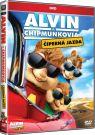 DVD Film - Alvin a Chipmunkovia: Čiperná jazda