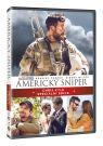 DVD Film - Americký ostreľovač - špeciálna edícia (2 DVD)