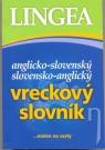 Kniha - Anglicko-slovenský, slovensko-anglický vreckový slovník – 4.vyd.