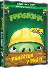 DVD Film - Angry Birds: Prasiatka (2. série)