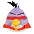 Hračka - Plyšový Angry Birds - Space fialový - prívesok