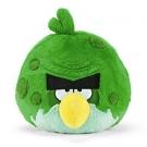 Hračka - Plyšový Angry Birds - Space zelený (12,5 cm)