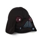 Hračka - Plyšový Angry Birds - Star Wars Darth Vader čierny (12,5 cm)