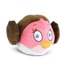 Hračka - Plyšový Angry Birds - Star Wars Leia ružová (12,5 cm)