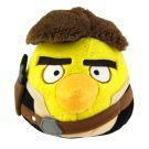 Hračka - Plyšový Angry Birds - Star Wars Solo žltý (12,5 cm)