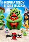 BLU-RAY Film - Angry Birds vo filme 2