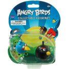 Hračka - Angry Birds - zberateľská edícia (čierny + modrý)