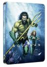 BLU-RAY Film - Aquaman - Steelbook