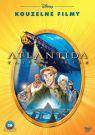 DVD Film - Atlantída: Tajomná ríša DVD (SK) - Disney Kouzelné filmy č.26