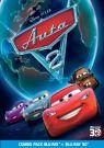 BLU-RAY Film - Auta 2 (3D + 2D Bluray)