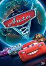 DVD Film - Auta 2 (CZ/SK dabing)