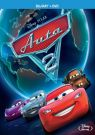 BLU-RAY Film - Auta 2 (DVD + Bluray)