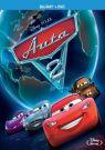 BLU-RAY Film - Auta 2 (DVD + Bluray)