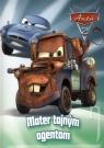 Kniha - Autá 2 - Mater tajným agentom