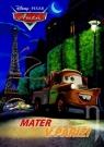 Kniha - Autá - Mater v Paríži