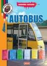 Kniha - Autobus - Omalovánky + 6 hraček