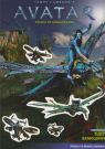 Kniha - Avatar - Knižka so samolepkami