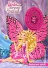 Kniha - Barbie a Kvetinová princezná - s hračkou