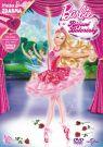 DVD Film - Barbie a Růžové balerínky + náramok a prívesok
