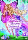 DVD Film - Barbie - Mariposa a kvetinková princezná + prívesok