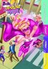 Kniha - Barbie-Odvážna princezná – Knižka s plagátom