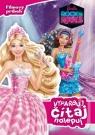 Kniha - Barbie Rock ´n Royals -Vyfarbuj, čítaj, nalepuj