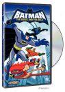 DVD Film - Batman: Odvážný hrdina (animovaný)